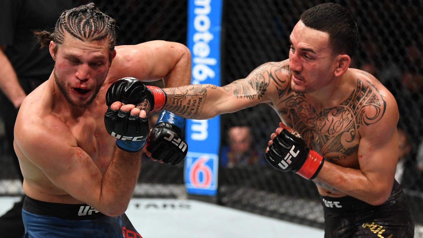 Ufc 231 Results Highlights Max Holloway Batters Brian Ortega To