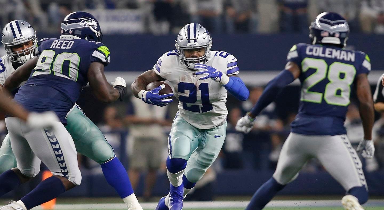 8faa75c5 Seahawks final score, takeaways: Dallas rides Ezekiel Elliott to wild  playoff win over Seattle - CBSSports.com