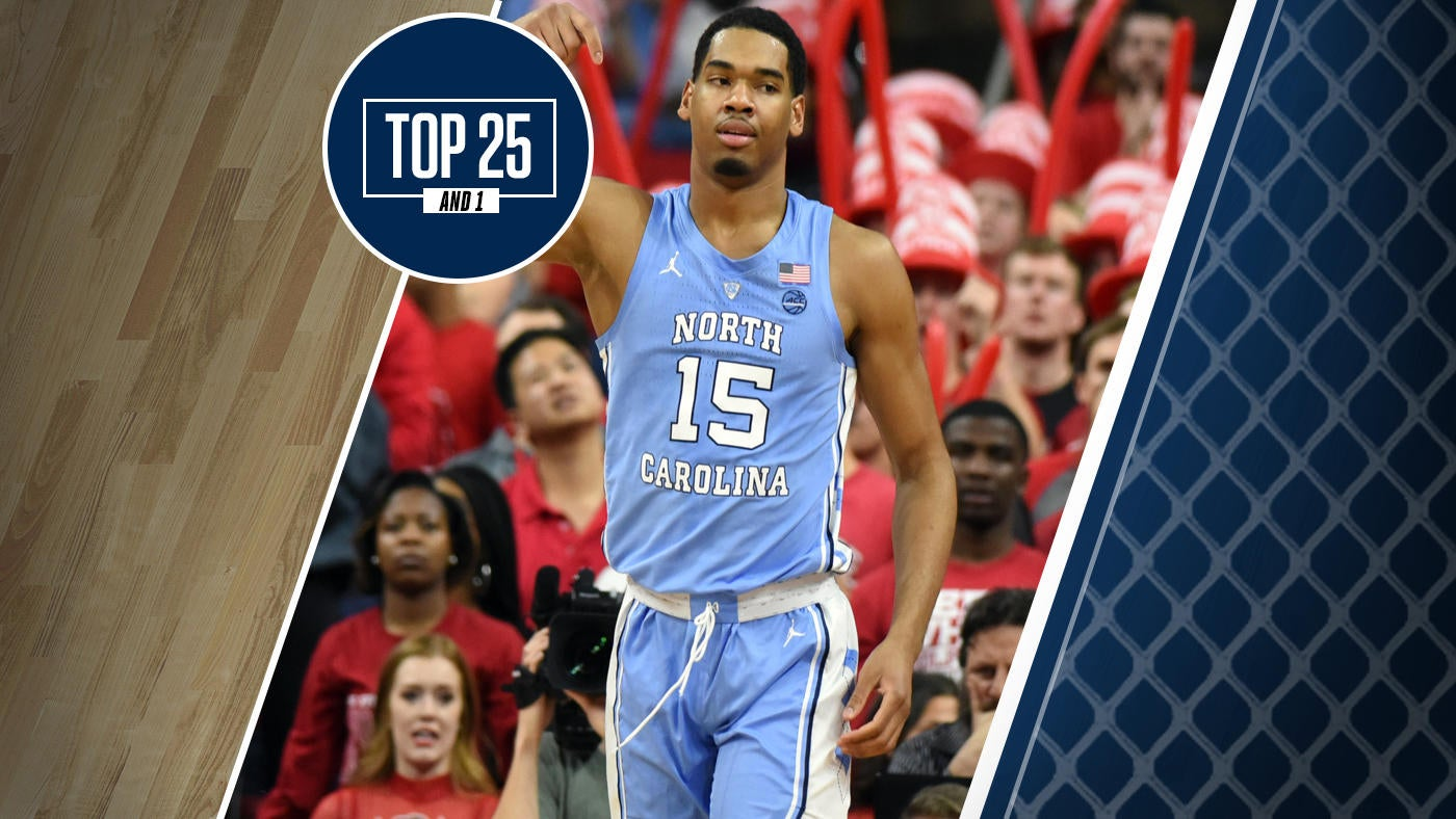 College Basketball Rankings North Carolina Wins At Nc State