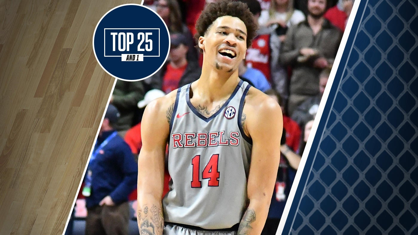College Basketball Rankings Ole Miss Enters Top 25 And 1