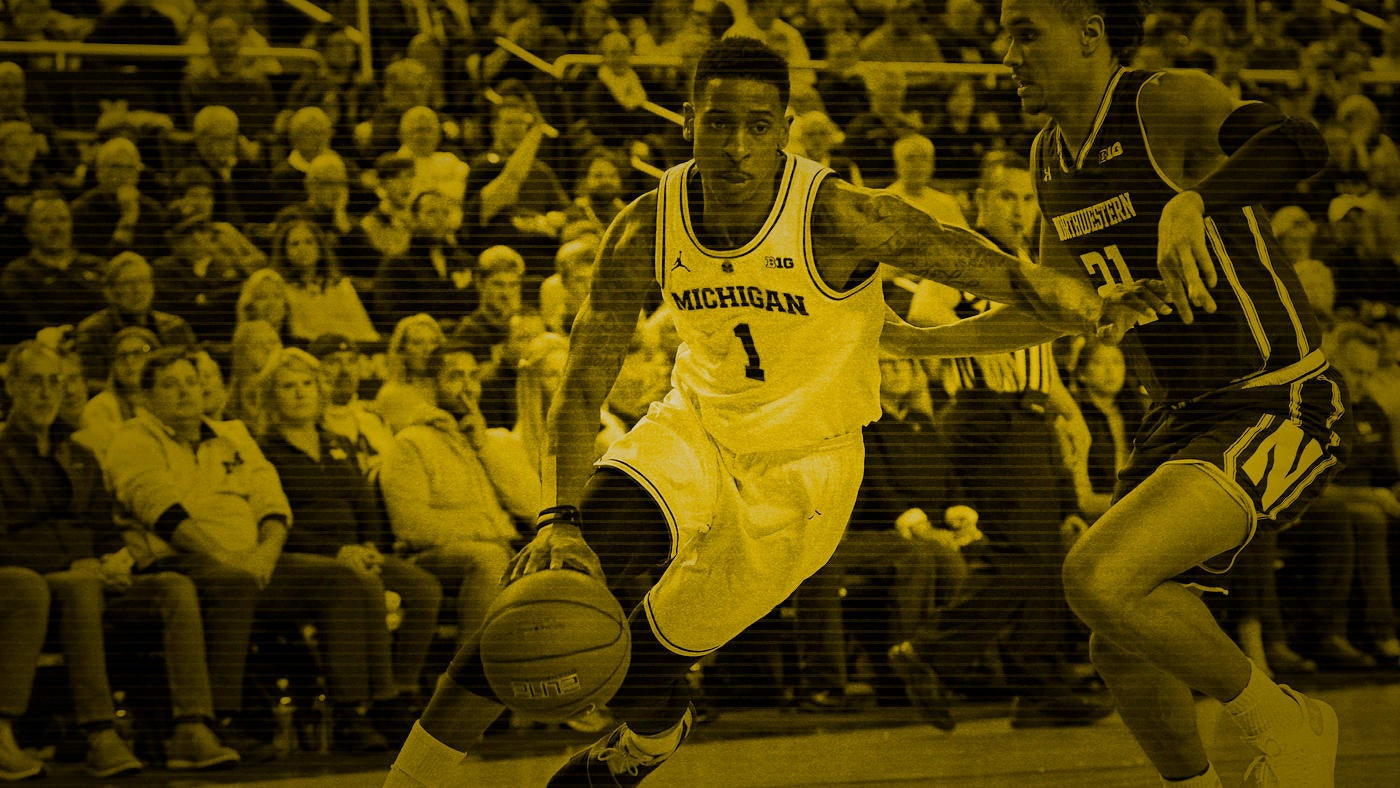 c1ef1c120863 College Basketball Power Rankings  Michigan up to No. 2 after Duke falls  and Michigan State jumps into the top five - CBSSports.com