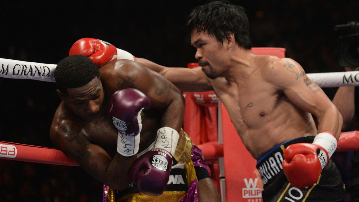 Thieves broke into Manny Pacquiao's L.A home less than 24 hours after Broner's fight