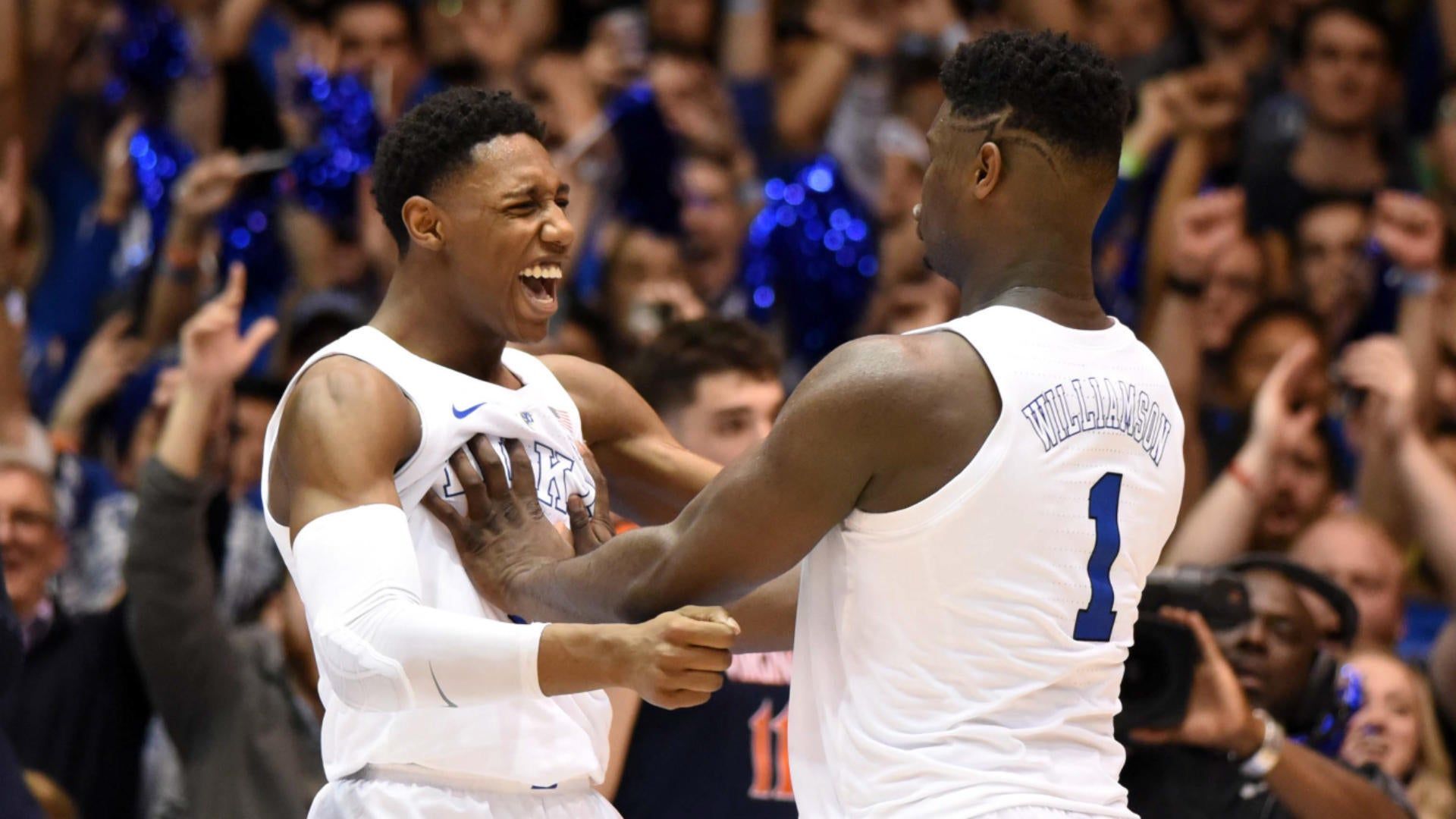 College Basketball Rankings Duke Bumps Up To No 1 In