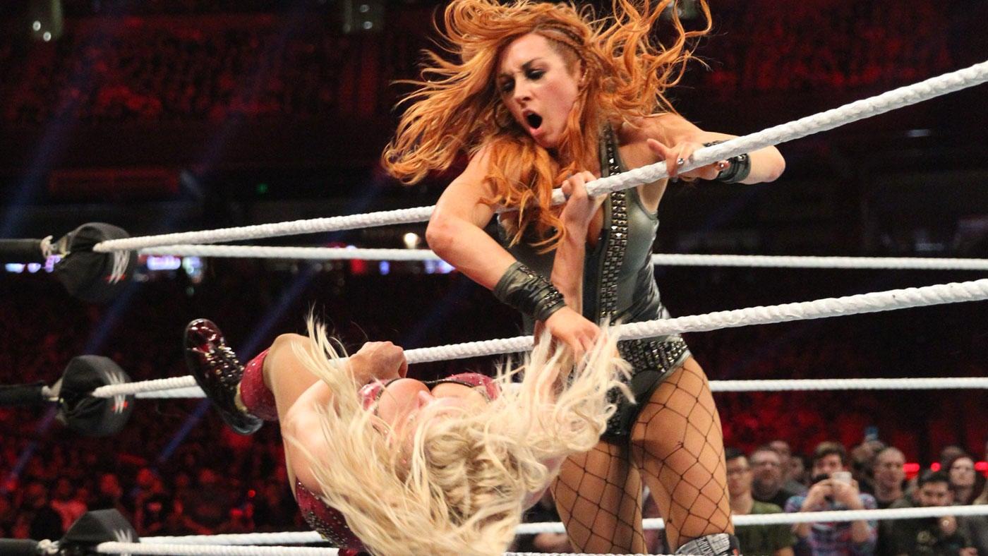 2019 WWE Royal Rumble results, recap, grades: Becky Lynch, Seth Rollins reign as winners - CBSSports.com