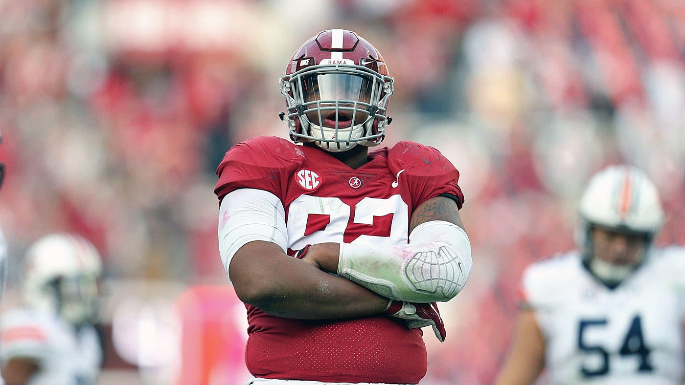 d22fc815dd9 2019 NFL Draft picks by college team, school: SEC again dominates  first-round selections - CBSSports.com