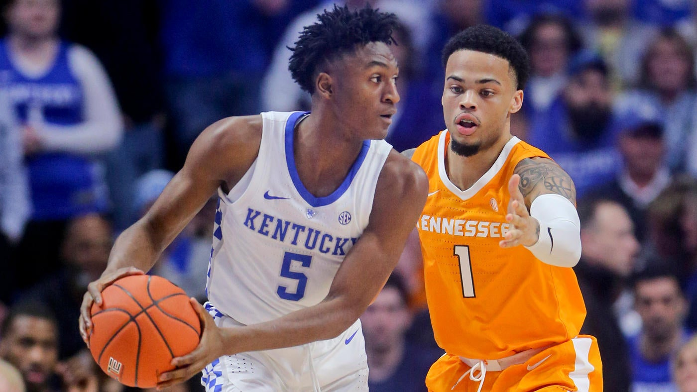 Kentucky Vs Tennessee Score Wildcats Deliver Most