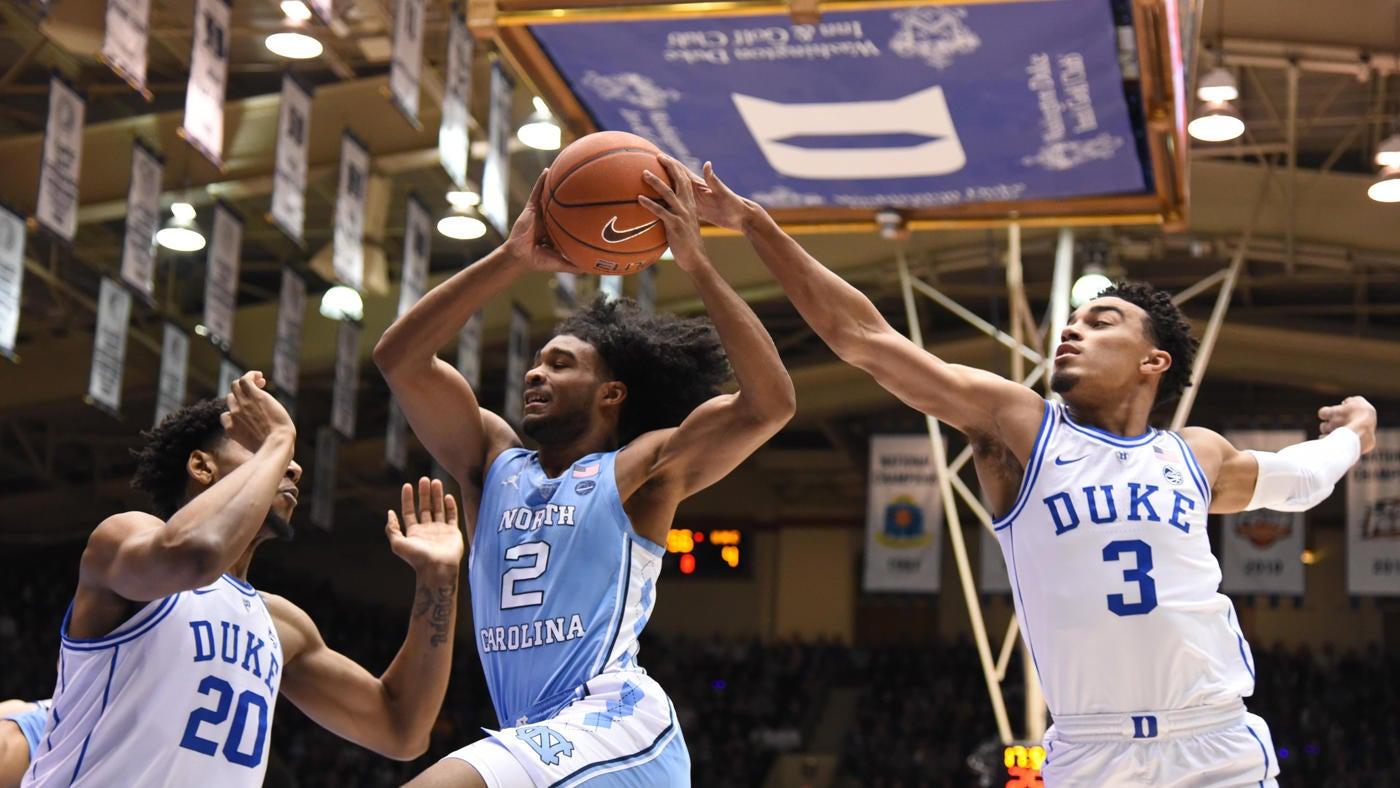 College Basketball Rankings Coaches Poll Keeps Duke Ahead