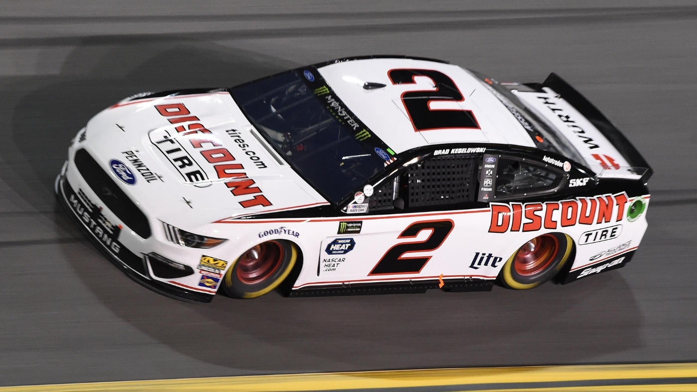 NASCAR's 2019 Folds of Honor QuikTrip 500 results: Brad