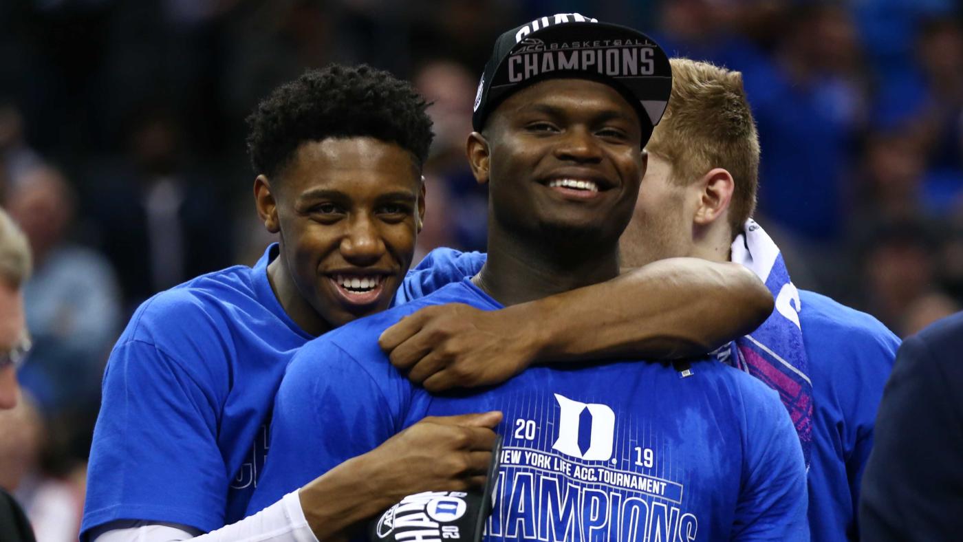 Duke vs  Florida State score: Zion Williamson and the Blue