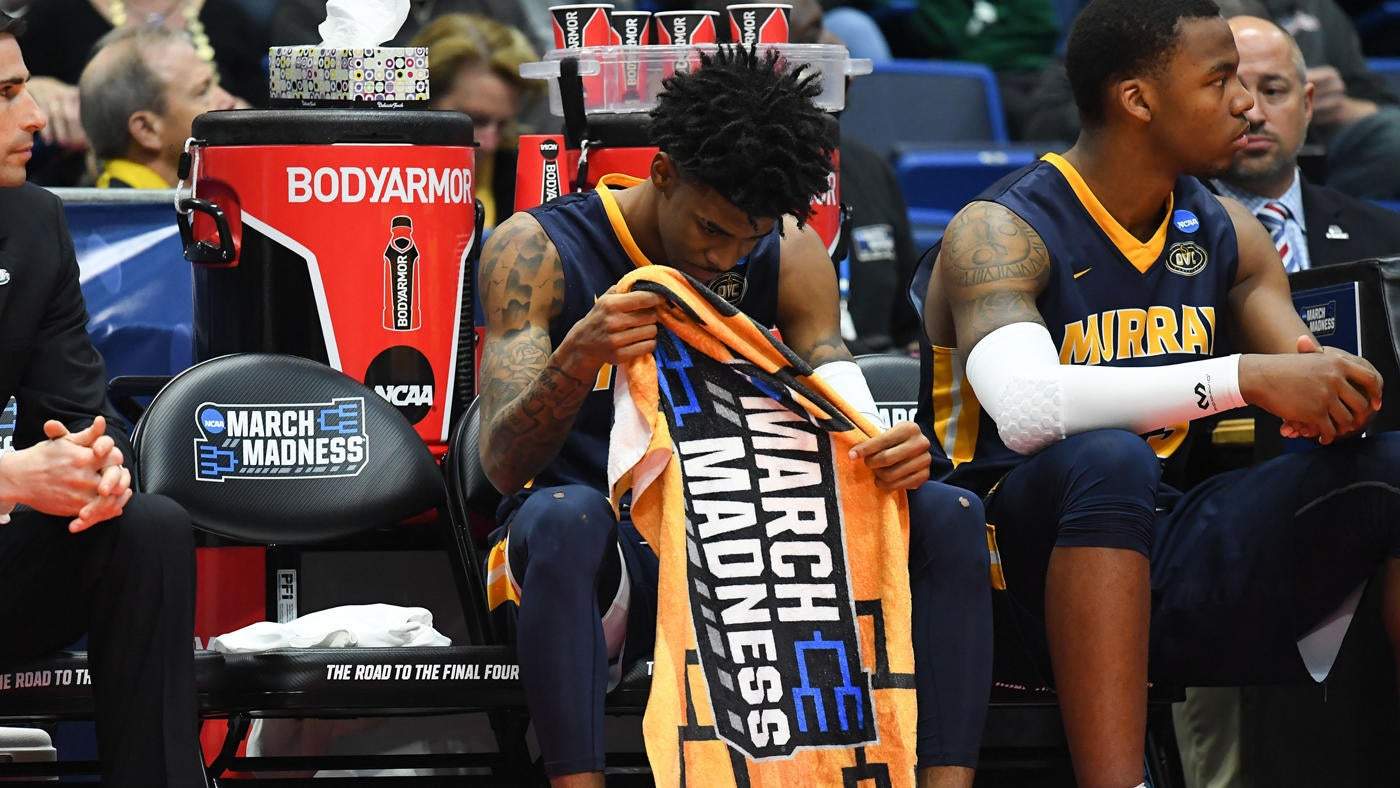 80ef4289a10509 2019 NCAA Tournament  Ja Morant was like a comet reminding us that college  basketball can still produce the incredible