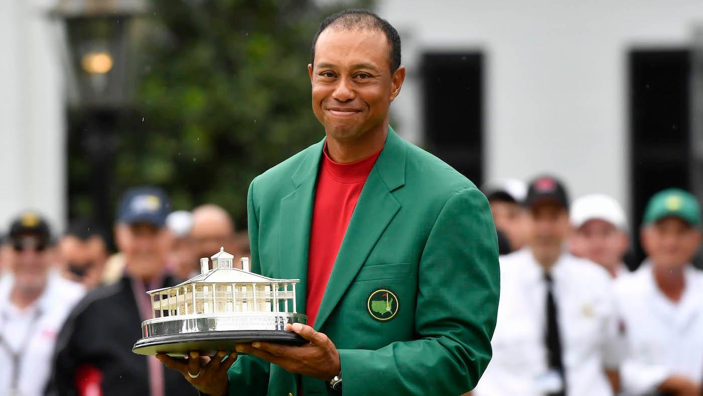 d91d84af7dac1 Tiger Woods wins 2019 Masters  History