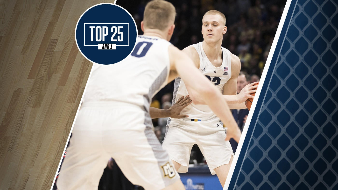 2019 20 College Basketball Rankings Transfer Of Hauser