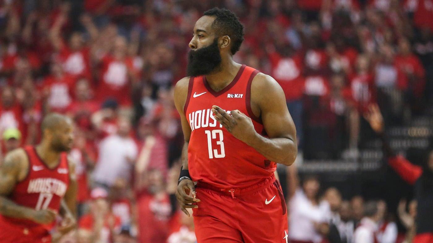 9eeebac6263 Warriors vs. Rockets Game 4 score