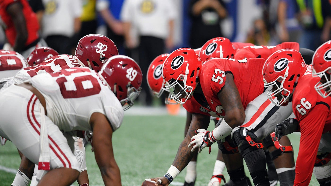 2019 SEC strength of schedule rankings: Alabama, Georgia