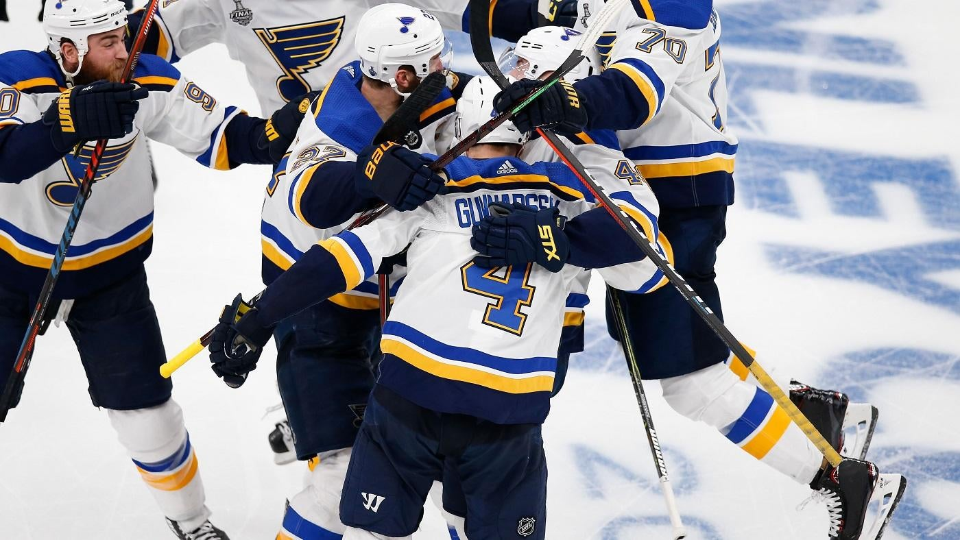 Stanley Cup Final Score Blues Top Bruins In Game 2 Overtime