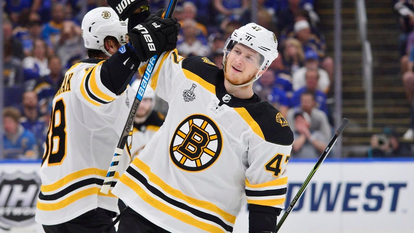 Image result for Stanley Cup Final: Bruins top Blues with dominant power play effort to take 2-1 series lead