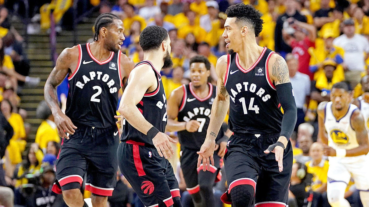 Warriors vs raptors 2020 score