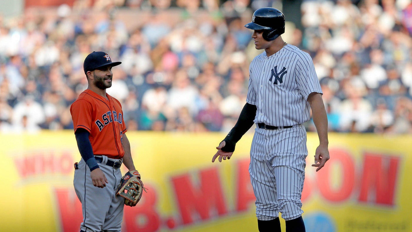 Yanks set to face Astros in ALCS