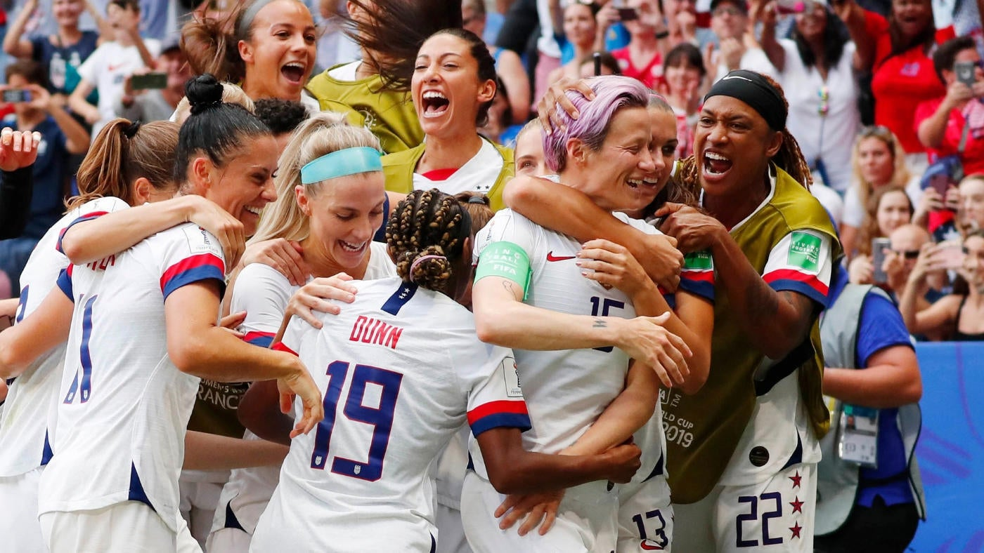 USWNT vs. Netherlands score: USA soccer captures back-to-back Women's World Cup titles as Megan Rapinoe scores again