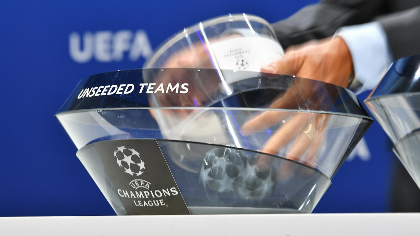 Champions League Draw Group Stage Pots Live Stream Tv