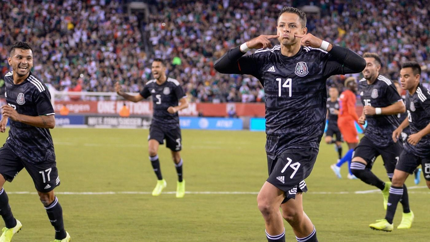 USA vs  Mexico score: El Tri pounds USMNT 3-0 in Gold Cup