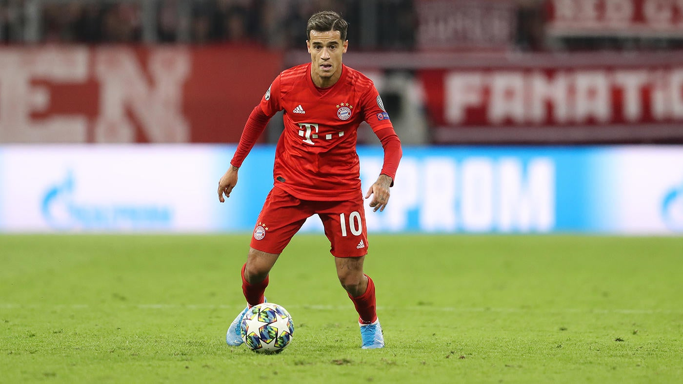 Fc Bayern Vs Tottenham