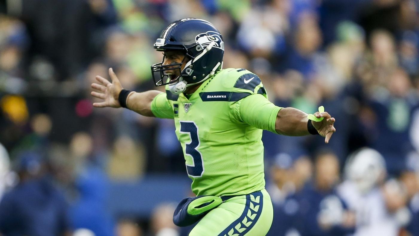 Rams At Seahawks Final Score Takeaways Russell Wilson