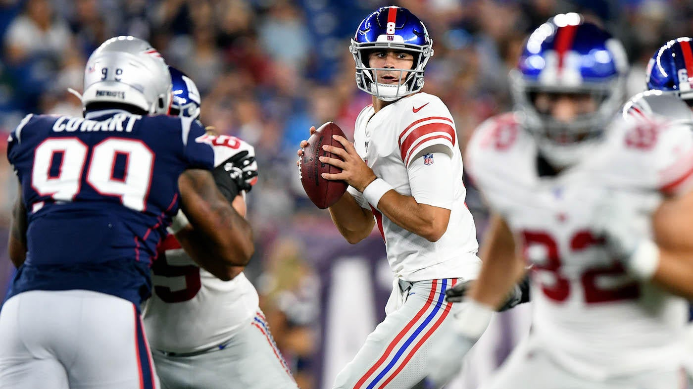 Giants At Patriots Final Score Takeaways New York Keeps It