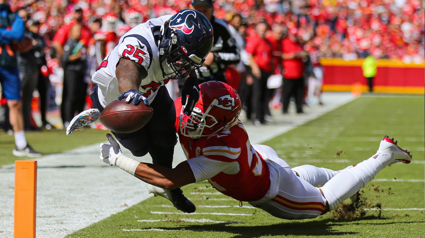 Texans At Chiefs Final Score Deshaun Watson Outduels