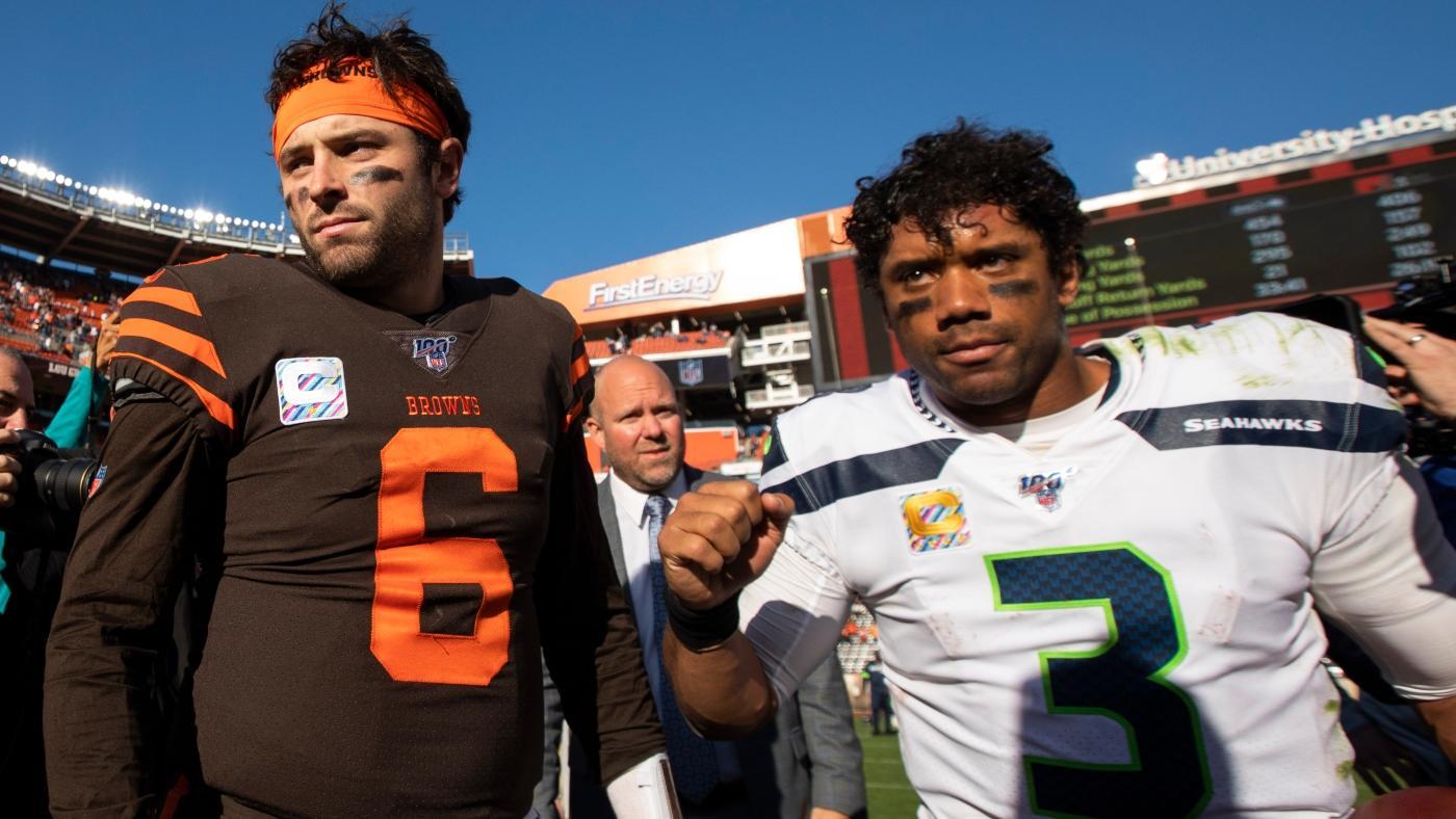 Seahawks At Browns Final Score Takeaways Seattle Hangs On