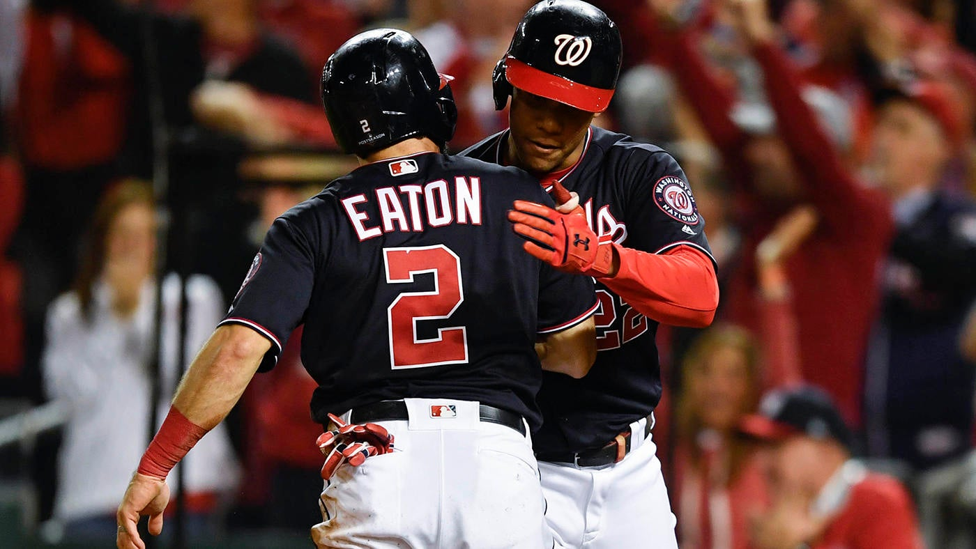 Cardinals vs. Nationals score: Nats one win away from World Series after convincing NLCS Game 3 win