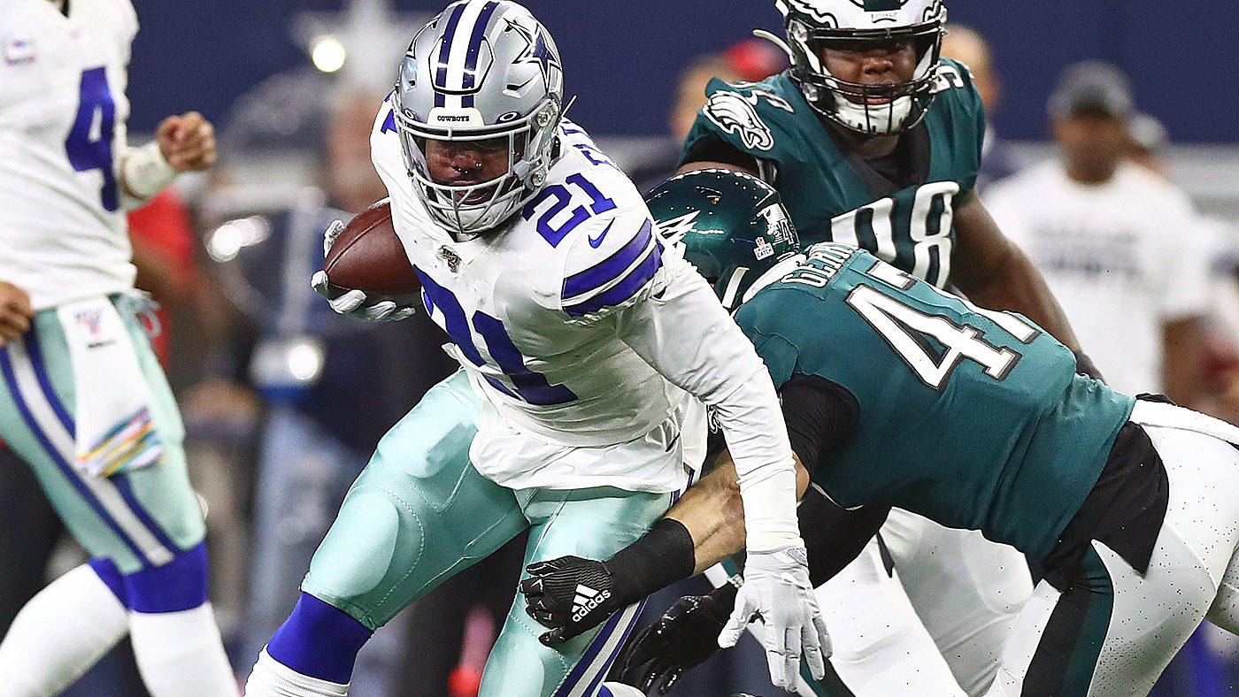 Eagles at Cowboys score: Dallas stomps division rival, Philadelphia commits four turnovers and more takeaways - CBSSports.com
