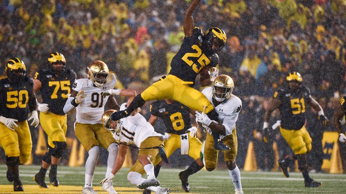 Michigan Vs Notre Dame Score Takeaways No 19 Wolverines