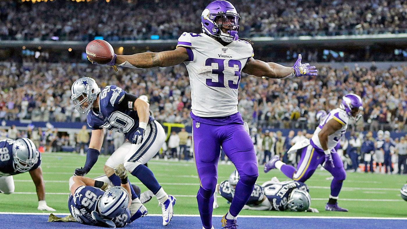 Vikings At Cowboys Score Dalvin Cook Key In Minnesota Win