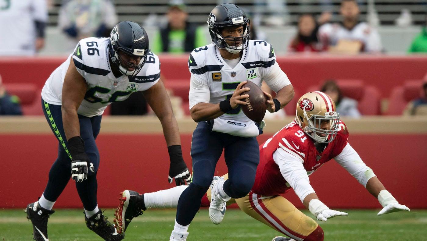 49ers Vs Seahawks Final Score Seattle Ends San Francisco S