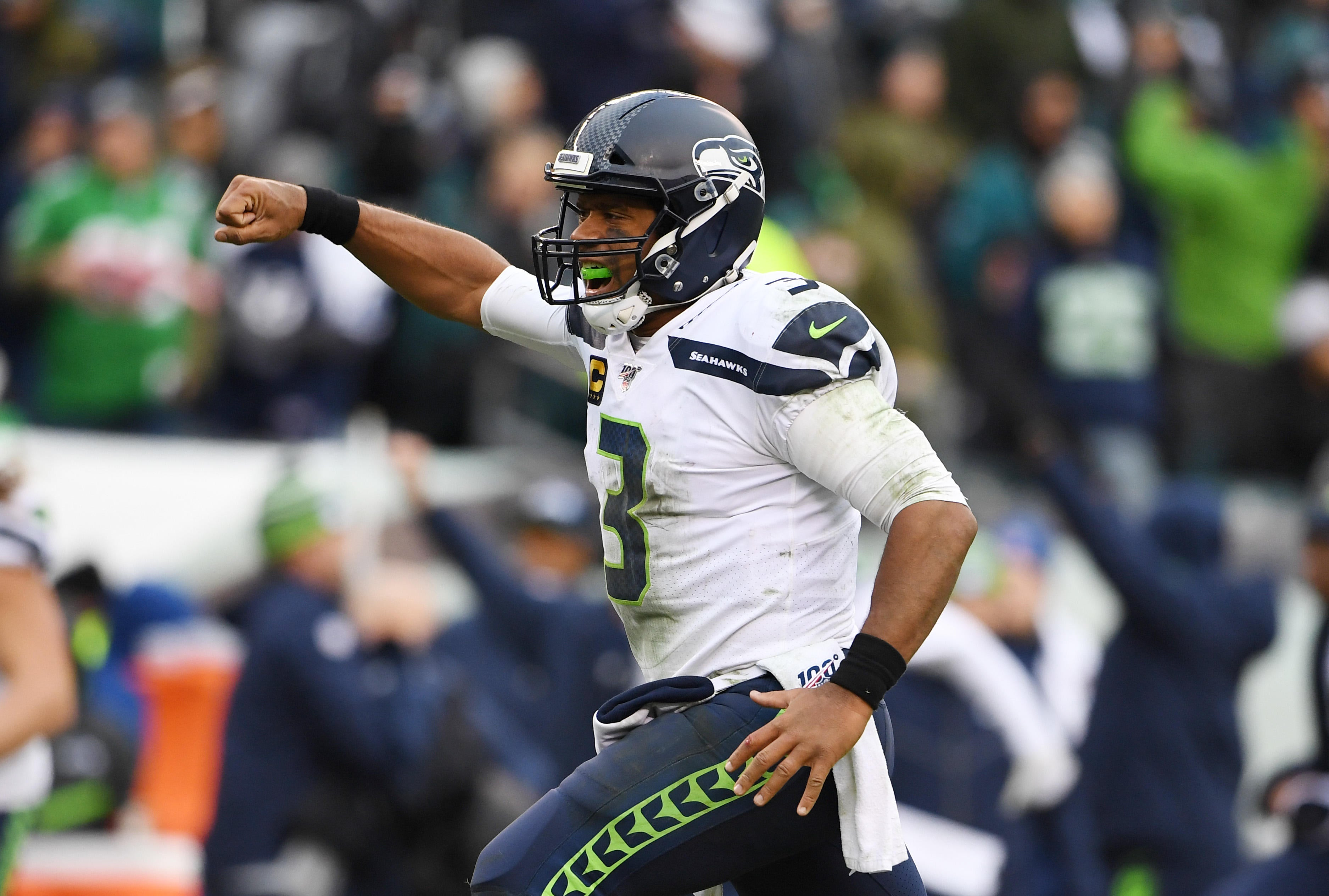 Seahawks Vs Vikings Final Score Seattle Rallies In Second Half Holds Off Minnesota In Nfc Showdown Cbssports Com