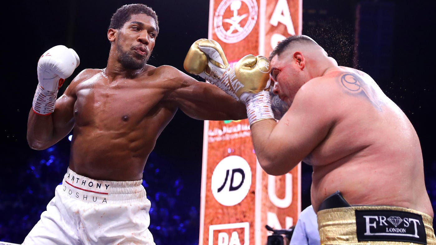 Anthony Joshua outpoints Andy Ruiz Jr. to reclaim unified ...