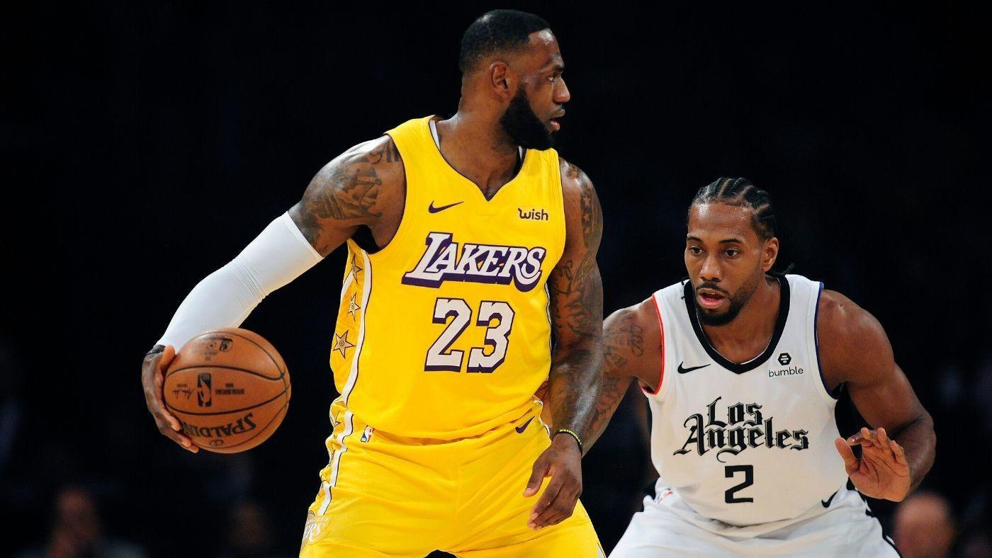 Lakers Vs Clippers Score Takeaways Kawhi Leonard Dominant