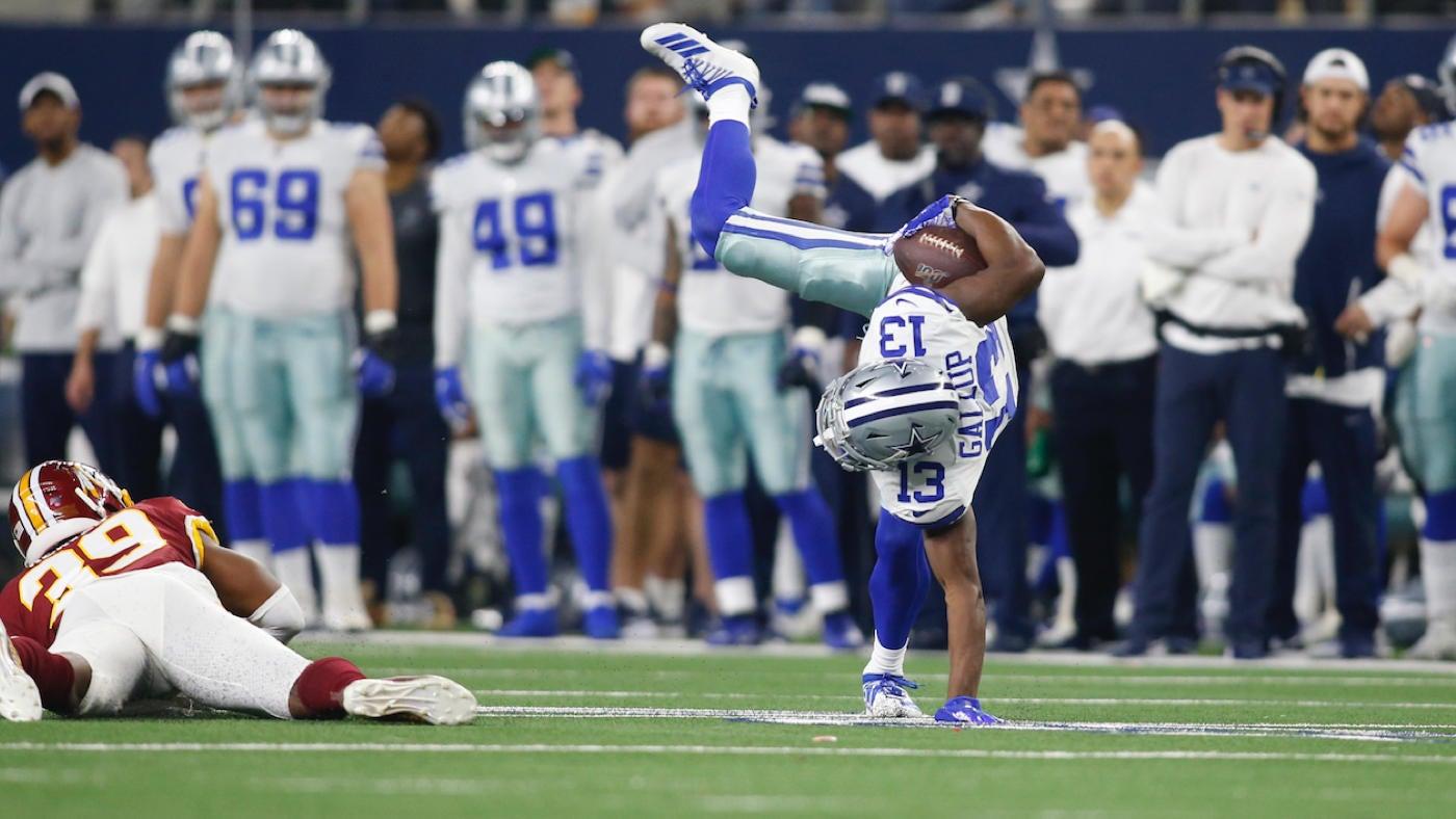 Cowboys vs. Redskins final score: Michael Gallup destroys Washington in hollow Week 17 victory - CBSSports.com