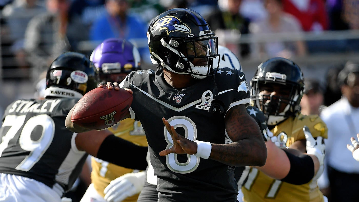 Pro Bowl 2020 Score Afc Wins Fourth Straight All Star Clash As Lamar Jackson Named Offensive Mvp Cbssports Com