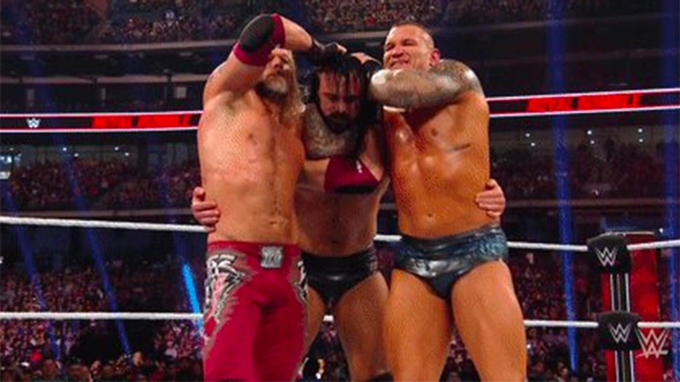 نتيجة بحث الصور عن Edge + Royal Rumble 2020