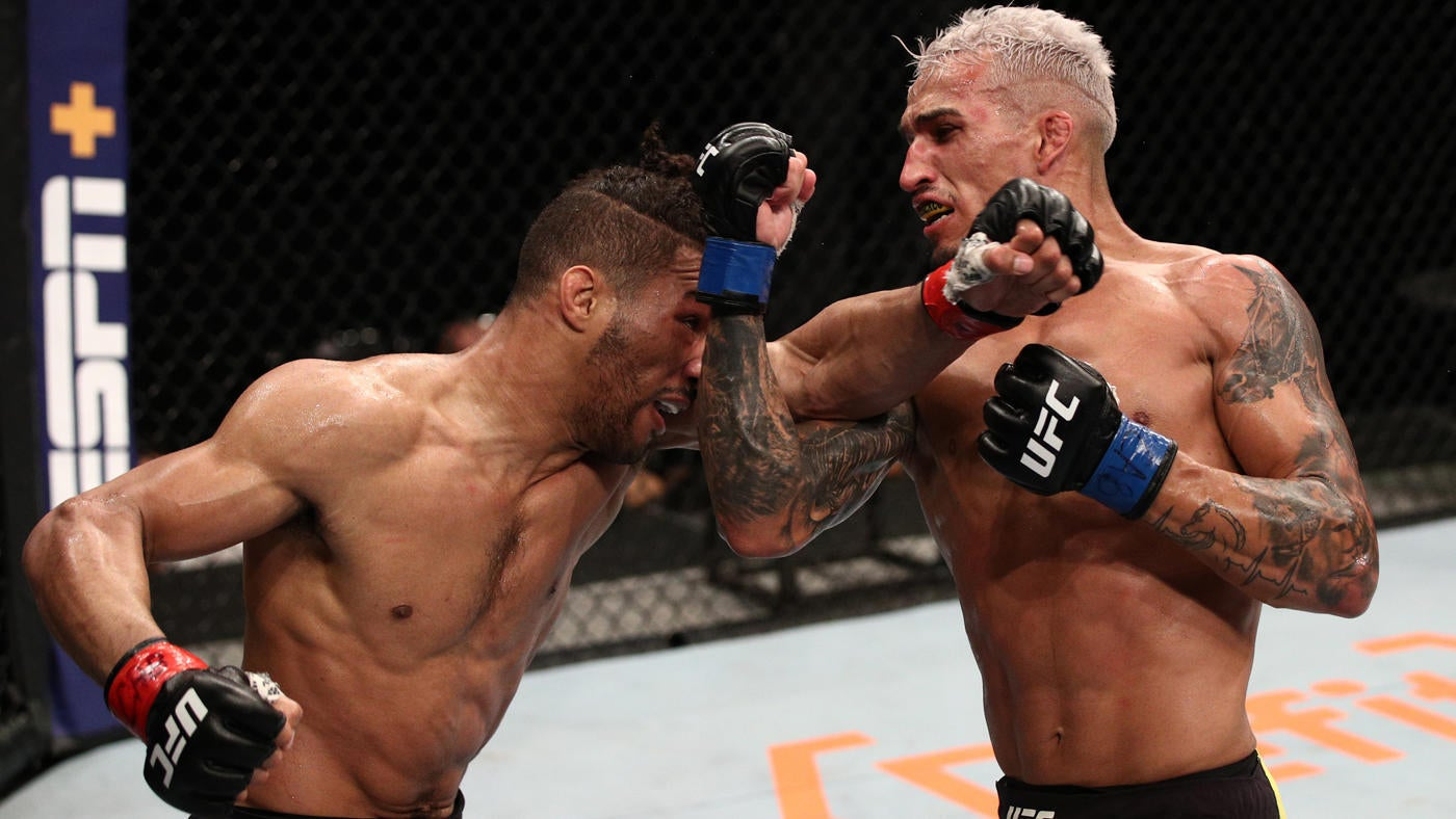 UFC Fight Night 170 results, highlights: Charles Oliveira taps ...