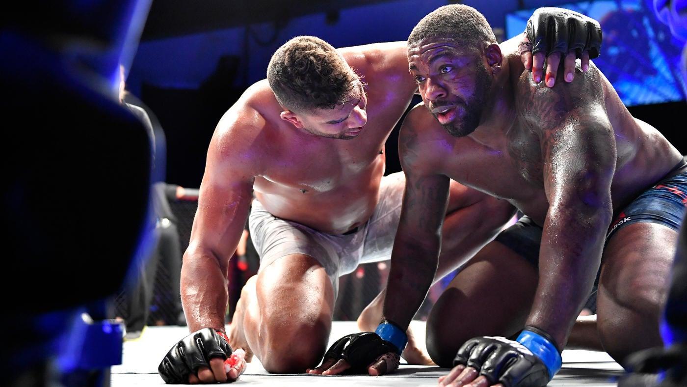 UFC Fight Night: Overeem vs. Harris
