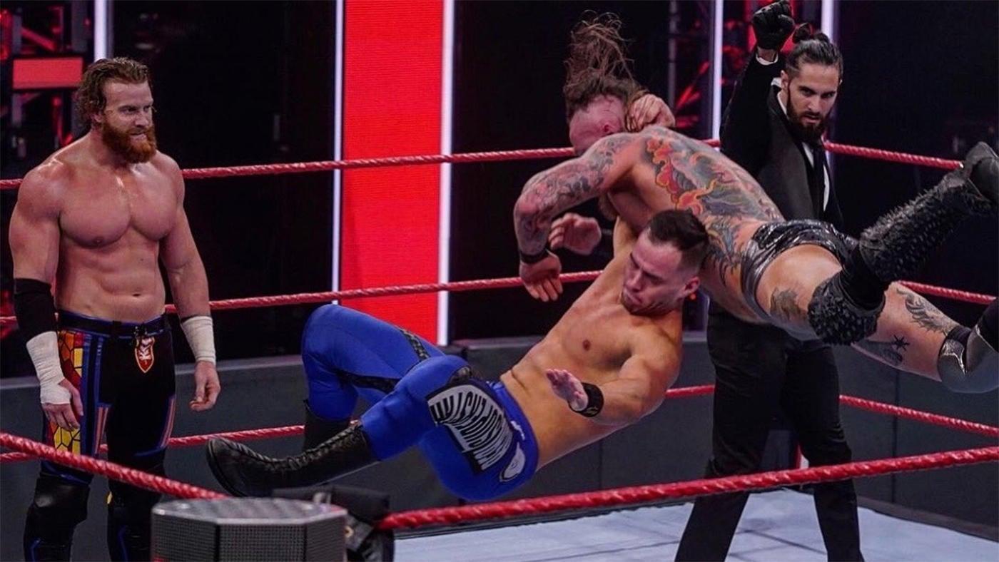 WWE Raw results, recap, grades: Seth Rollins recruits new disciple ...