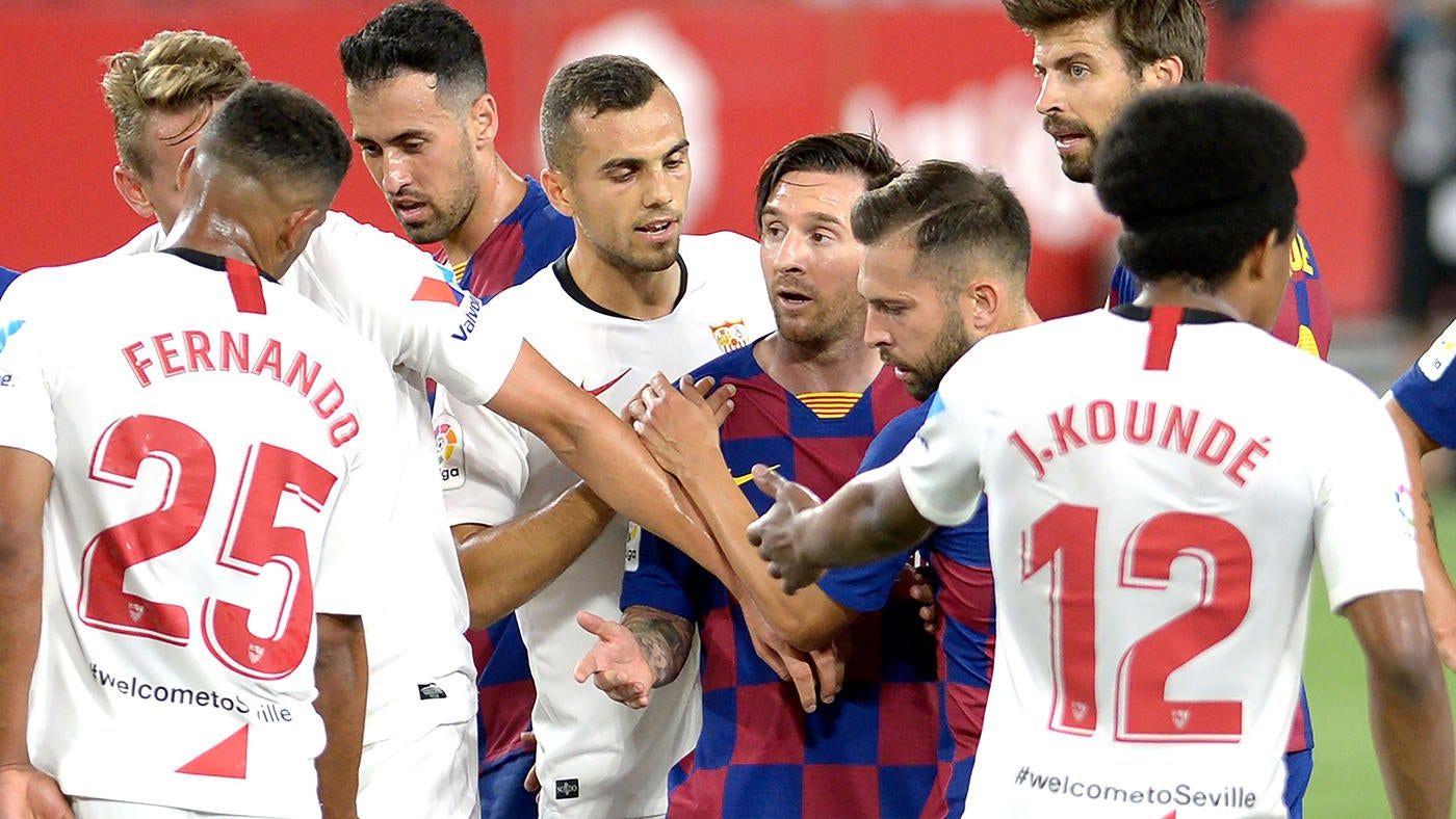 Messi, Barca drop points on the road