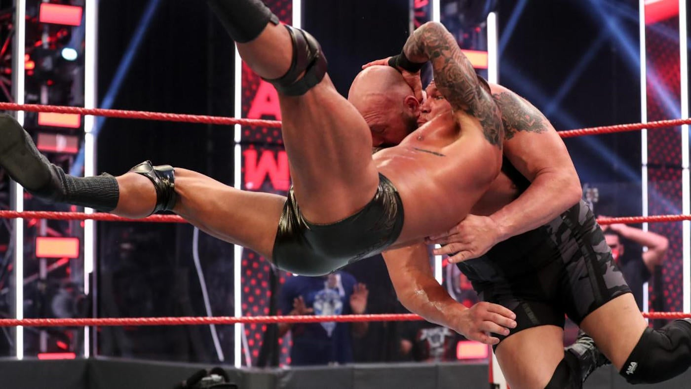 Drew McIntyre: How Plans Changed For WWE Champion On Raw 2