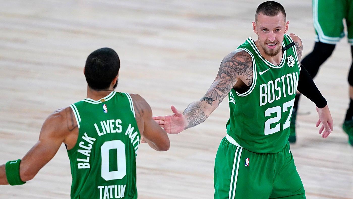 Celtics Vs Raptors Score Takeaways Boston Crushes Toronto With Dominant Defensive Effort Cbssports Com