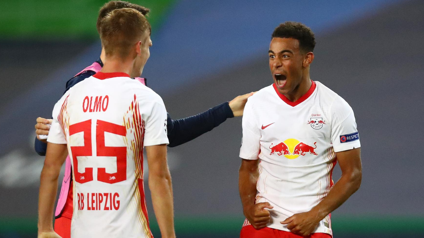Atletico Madrid Vs Rb Leipzig Score Tyler Adams Late Winner Sends German Side To Champions League Semis Cbssports Com