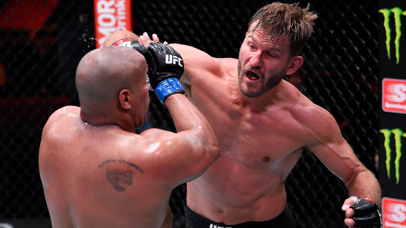 Ufc 252 Results Highlights Stipe Miocic Retains Heavyweight Title With Decisive Win Over Daniel Cormier Cbssports Com