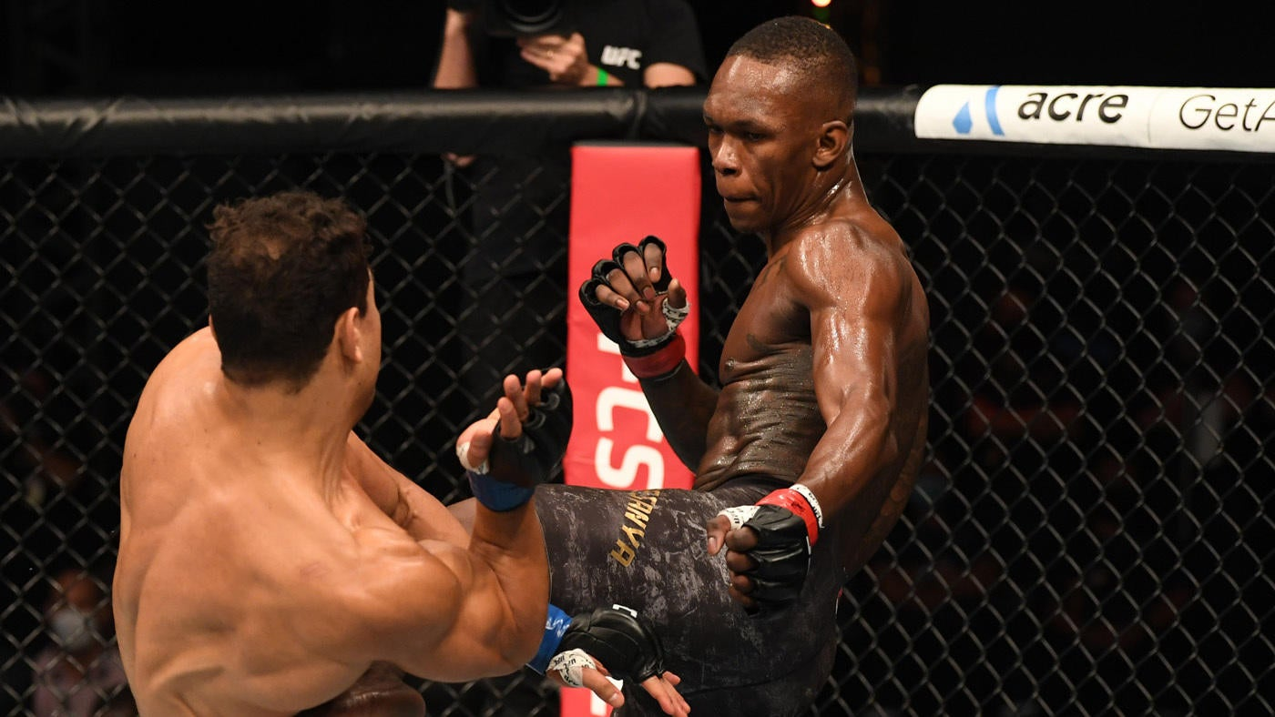 Ufc 253 Results Highlights Israel Adesanya Picks Apart Paulo Costa Retains Middleweight Title With Tko Win Cbssports Com